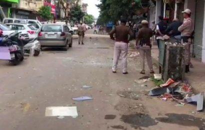 5 cops, 1 civilian injured in Imphal IED blast