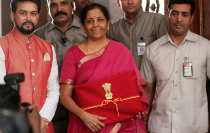 Budget 2020: What Sitharaman has in store for tax payers