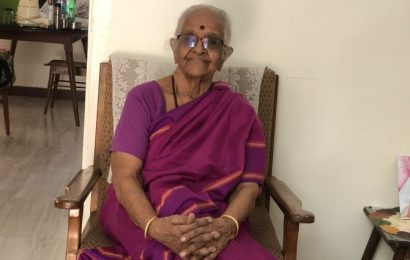 The 92-year-old civic warrior