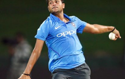 'Art of spin bowling is dying in India'