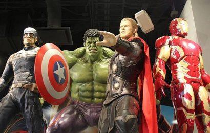 Want to become Thor? Iron Man? Hulk?