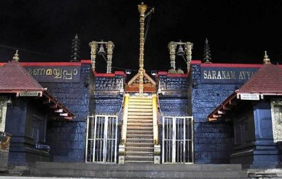 Kerala govt. seeks more clarity on issue of women's entry into Sabarimala temple
