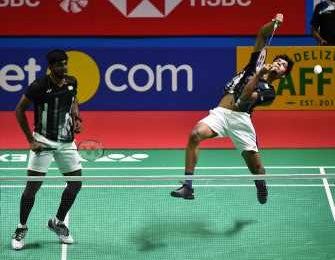 Satwik-Chirag enter semis of China Open