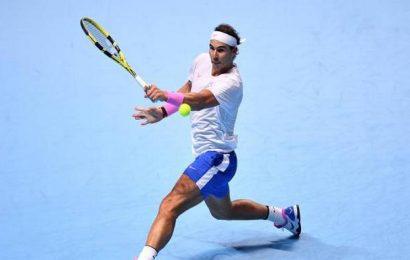 ATP Finals   Nadal's win over Tsitsipas in vain as Zverev reaches semis