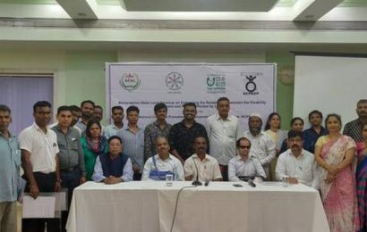 Seminar for people affected by leprosy brings hope