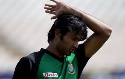 Shahadat Hossain banned for assaulting teammate