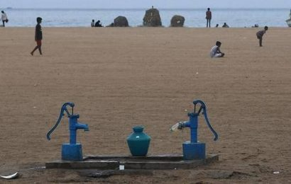 Groundwater level up 3 m across Tamil Nadu, says Water Supply Board