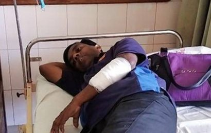 Sri Lankan author stabbed ahead of poll