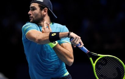 Berrettini signs off with victory over Thiem