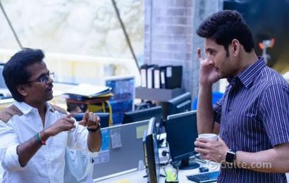Talk: Mahesh and Murugadoss Friendship