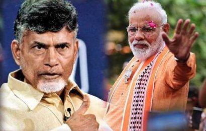 Naidu Stands For Modi's Economy Goal