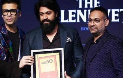 Yash listed in Most Influential Young Indians list
