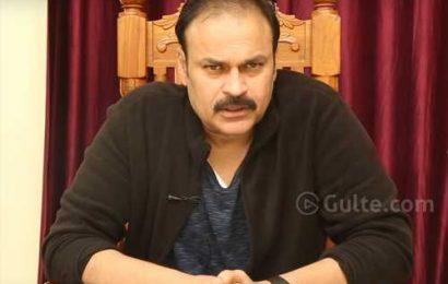 I Quit Jabardasth Due To Differences: Naga Babu