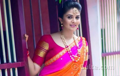 Now, Sreemukhi's New Show Is Coming Up