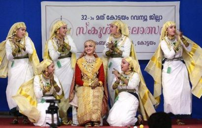 Close fight among sub-districts in Kottayam school arts fete