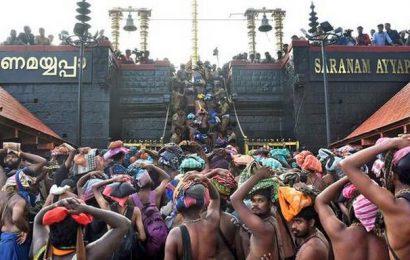 Pilgrim season begins at Sabarimala