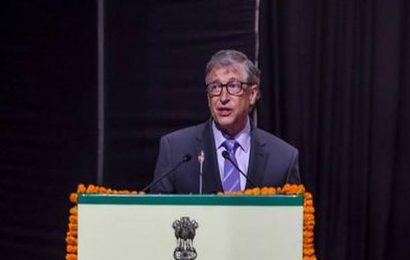 Bill Gates calls for doubled investment in seed development