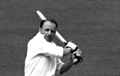 Did you know Don Bradman was dropped after his debut Test?
