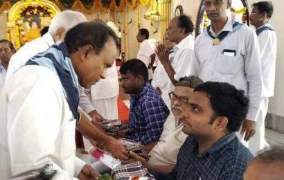 Sai devotees observe 'Service Day'