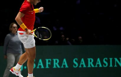 Davis Cup: Spain cruise into last eight; holders Croatia eliminated