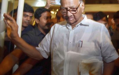 It's Ajit's decision, not of NCP: Sharad Pawar