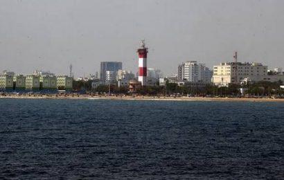 Man drowns at Chennai's Marina beach