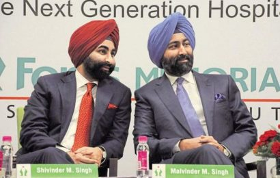 Fortis share issue: Malvinder, Shivinder found guilty of contempt
