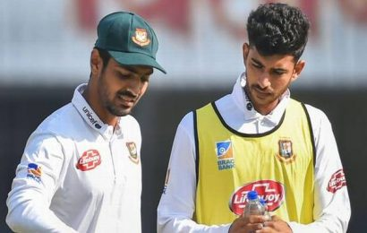 Bangladesh opener Hassan fined for overstaying in India after Test series