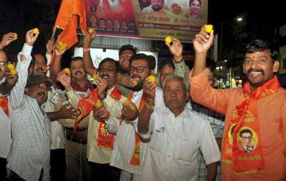 'Every Shiv Sainik feels like the CM today'