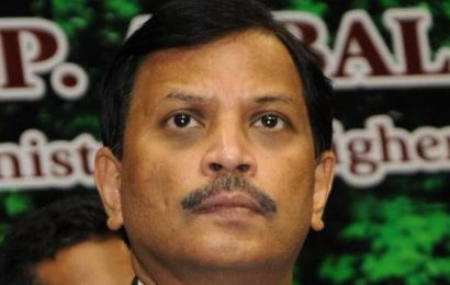 S.K. Prabakar is Tamil Nadu's new Home Secretary