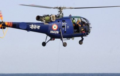 4 Indian firms in race for Rs 25K cr Navy chopper deal