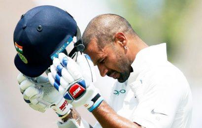 Dhawan eyes big Ranji scores for Test return