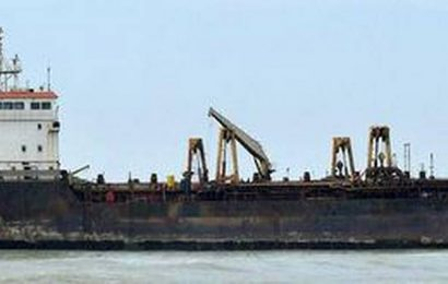 Longer the dredger remains, harder will be its towing, say experts