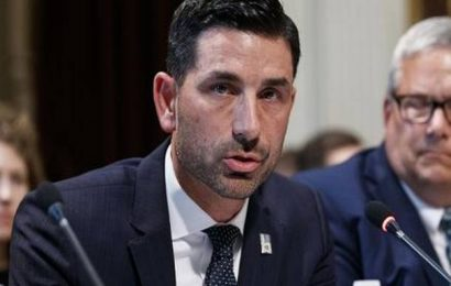 Chad Wolf to be next acting Department of Homeland Security, says Trump