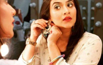 Silsila Badalte Rishton Ka's Aditi Dev Sharma reveals her baby's name after hiding pregnancy for months | Bollywood Life