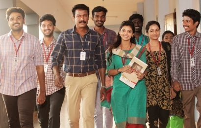 Adutha Saattai movie review: A yawn-inducing pamphlet film