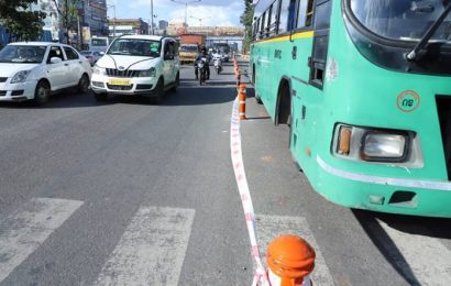 Bengaluru's bus priority lane reduces travel time, finds citizen survey