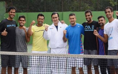 Davis Cup: Strong India expects to steamroll depleted Pakistan