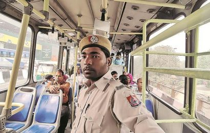 What it is like being a marshal on a DTC bus in Delhi