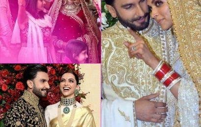 DeepVeer First Wedding Anniversary: दीपिका पादुकोण और रणवीर सिंह को यूं ही नहीं कहते पॉवरकपल, देखें ये क्यूट तस्वीरें