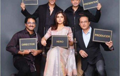 'पति पत्नी और वो' रिलीज से पहले Bhumi Pednekar के हाथ लगी फिल्म, Akshay Kumar ने किया बड़ा ऐलान