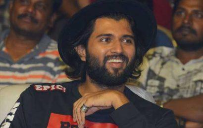 Efforts to please Vijay Deverakonda Fans