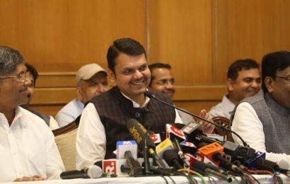 Imposition of President's rule in Maharashtra unfortunate: Fadnavis
