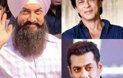 Laal Singh Chaddha to finally bring the three Khans — Aamir, Salman, Shah Rukh — together? [EXCLUSIVE]   Bollywood Life