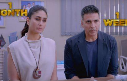 Good Newwz trailer: The Akshay-Kareena-Diljit-Kiara film is a comedy of errors