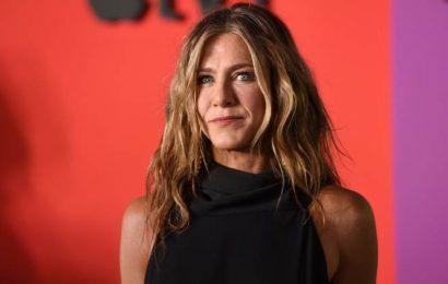 Friends the gift of lifetime: Jennifer Aniston