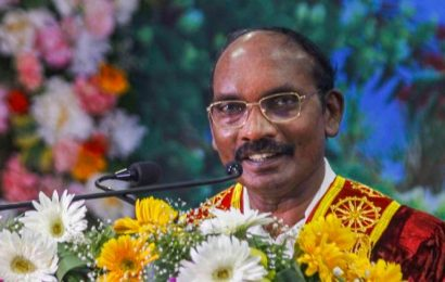 ISRO to try again for Chandrayaan: K Sivan to IIT-Delhi students on learning from failures