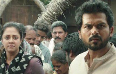 Thambi teaser: Karthi-Jyotika promise an intense film