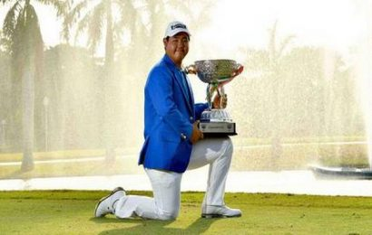 Kim Joo Hyung owes it to Shiv Kapur, wins Panasonic Open
