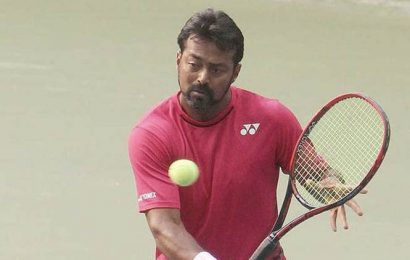 Leander Paes betters Davis Cup record, India secure tie against Pakistan